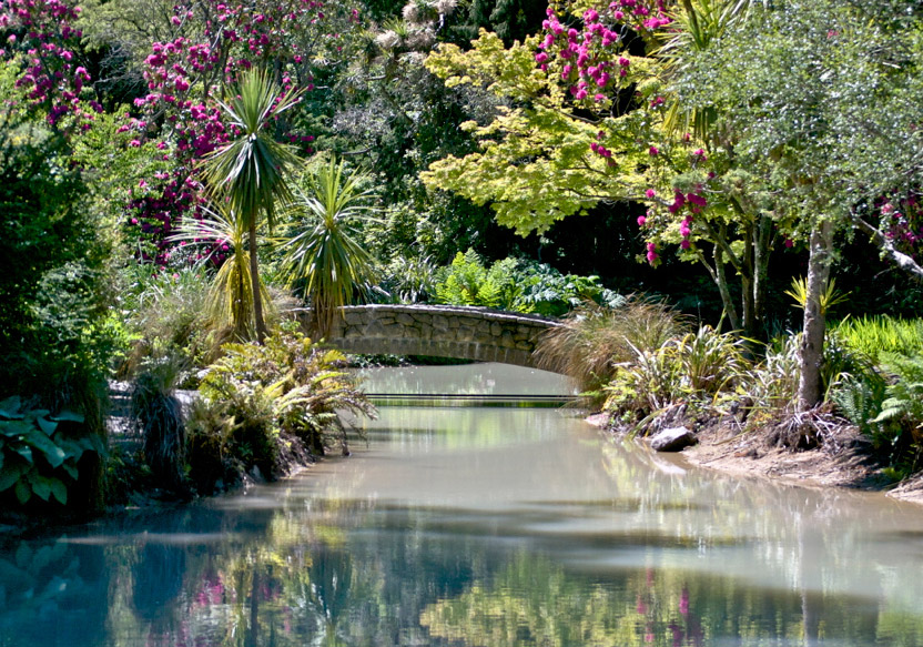 Must see spots in christchurch new zealand turn of the for Landscape gardeners christchurch