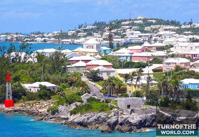 Bermuda tourism