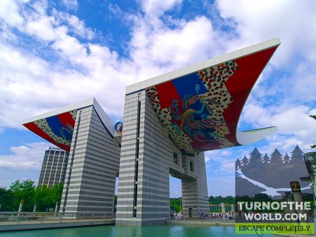 South Korean attraction