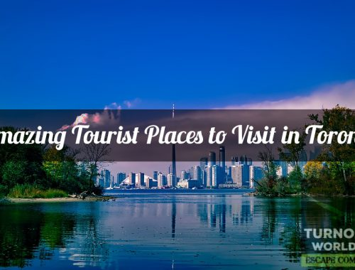 tourist place in Toronto